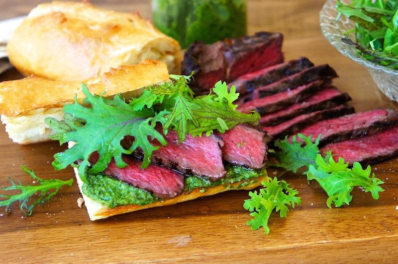 Steak Sandwich Salt Lake City