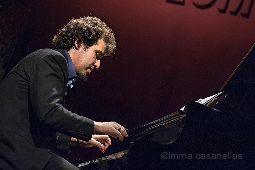 Sergi Sirvent, Auditori de Vinseum, Vilafranca del Penedès, 26-9-2015
