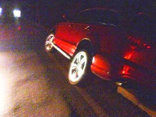 Lilian Muli's Car
