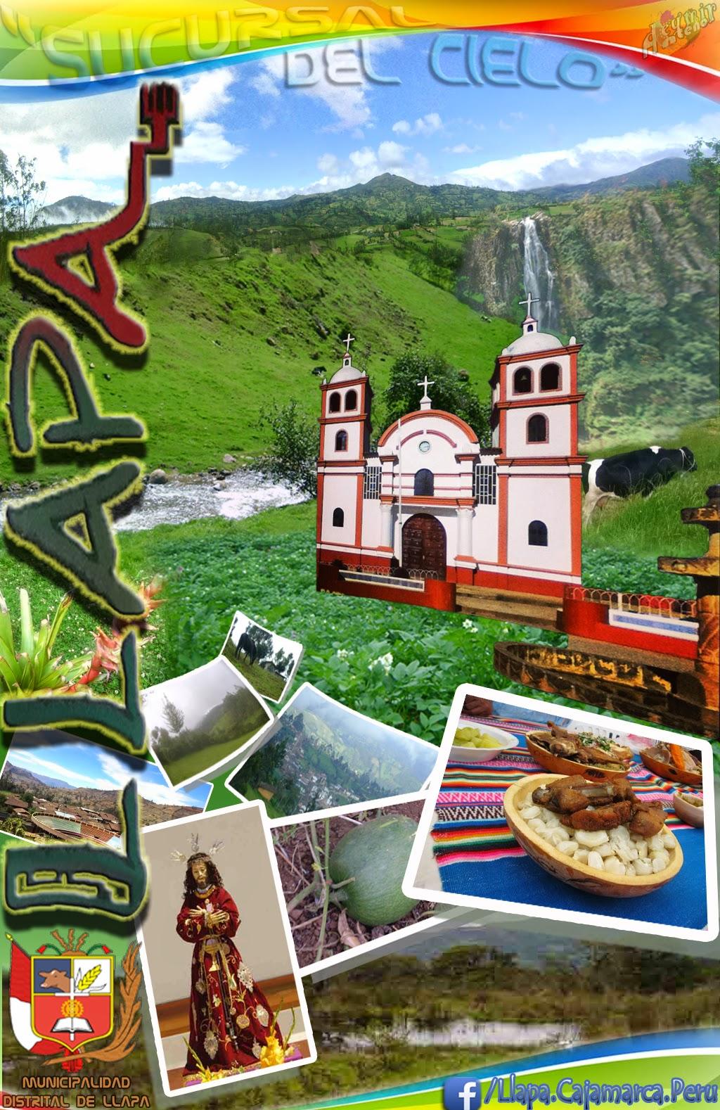 Los esperamos con los brazos abiertos/Visit to Llapa