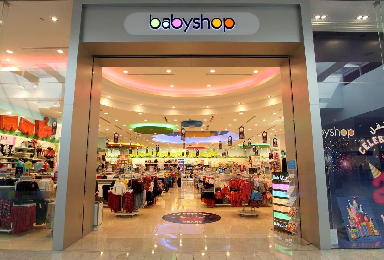 Shopping di Surabaya Salah Satu Toko Baby Shop di