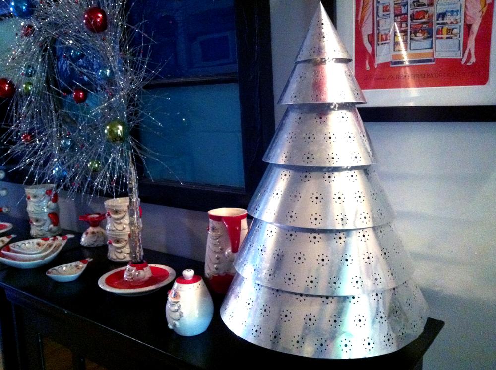 mirro aluminum tree off - Aluminum Christmas Tree Ebay