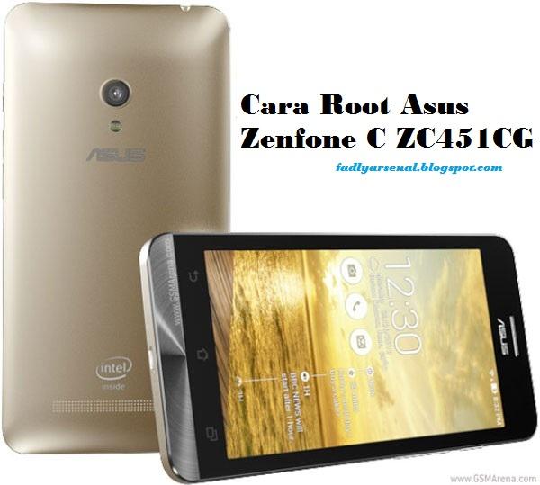 Cara Root Asus Zenfone C Zc451 Tanpa Pc Kumandroid Kumandroid
