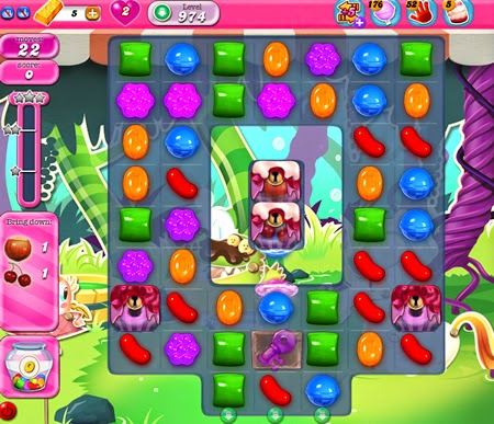 Candy Crush Saga 974