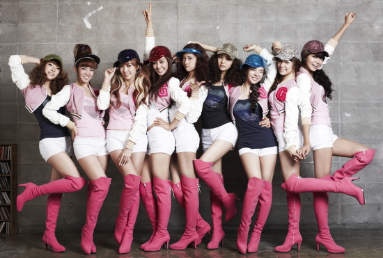 Foto Komplit SNSD Dari Album Pertama