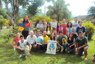 Encontro da JM em Santa Catarina