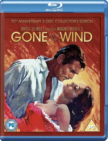 Gone with the Wind 1939 Dual Audio Hindi 720p BluRay 1.2GB