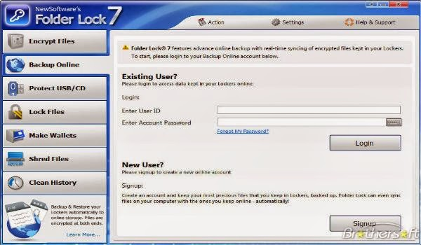 download folder lock full free download