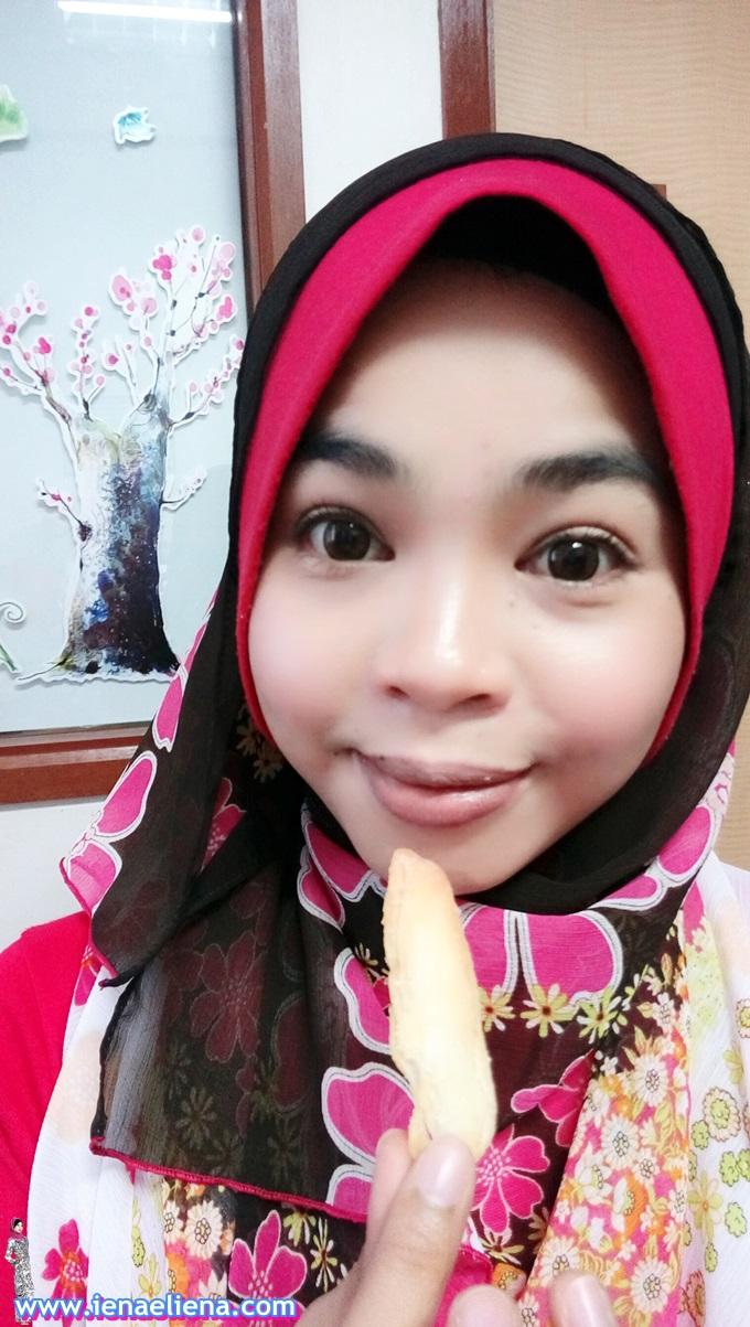 Homemade: Kuih Tiram / Lidah Buaya RM 24 / 50 pcs