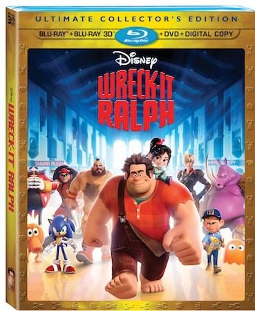 Disney Wreck Ralph Poster