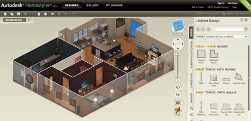 Autodesk Home Design Plans Free