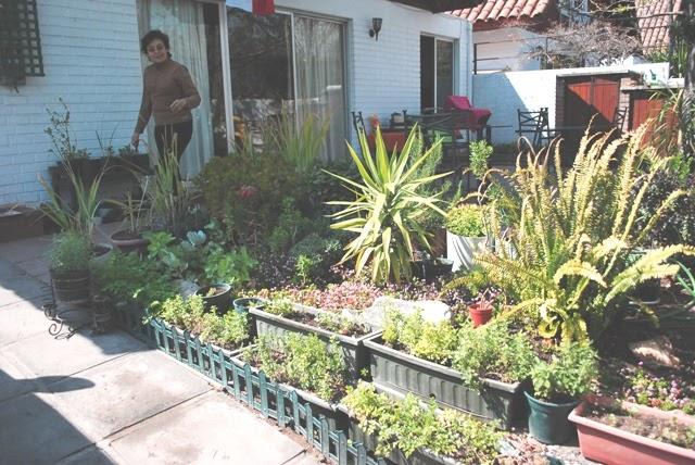 Revista energ a jardines feng shui el jard n como for Jardines feng shui
