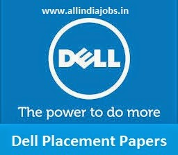 Dell Placement Papers 2015
