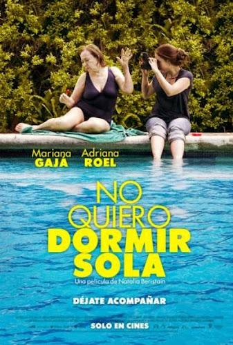 No Quiero Dormir Sola (BRRip HD Español Latino) (2012)