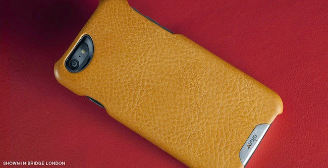 Grip Leather iphone 6 Case