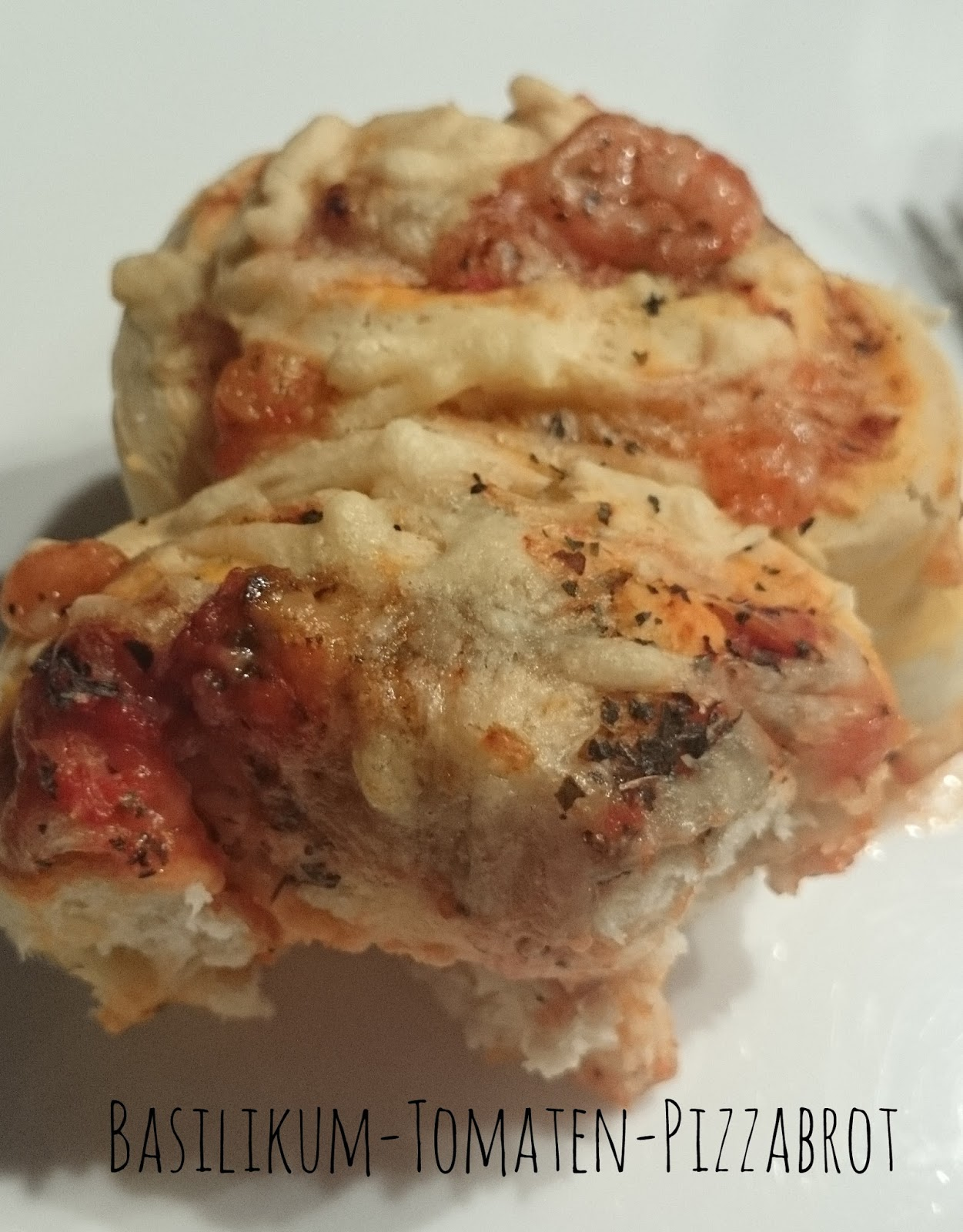 Recipe Basil-Tomatoes-Pizza-Bread