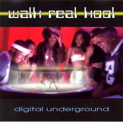 Digital Underground – Walk Real Kool (CDS) (1996) (320 kbps)