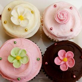 dicas e imagens de Cupcakes Decorados