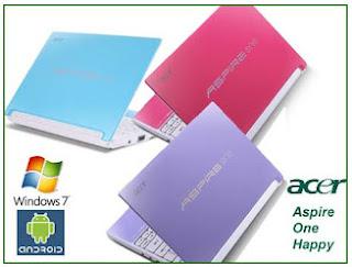 Info Harga Laptop Acer Terbaru
