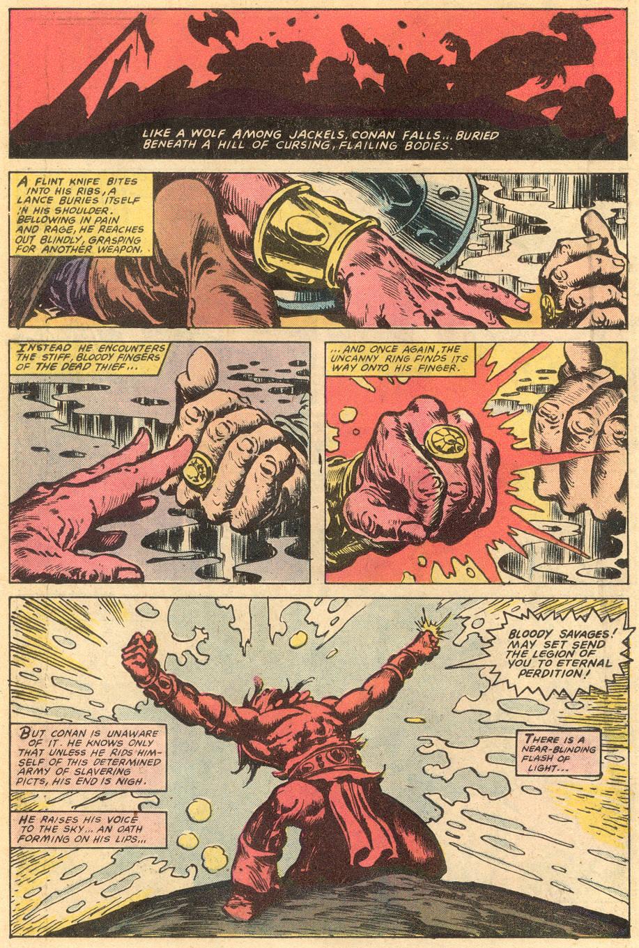Conan the Barbarian (1970) Issue #131 #143 - English 13