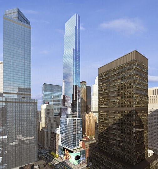 The ElectricWeb Network: 2 New Midtown Towers Planned To