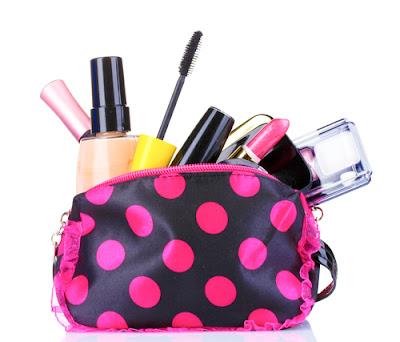 makeup kit, necessaire, kit maquilhagem viagem
