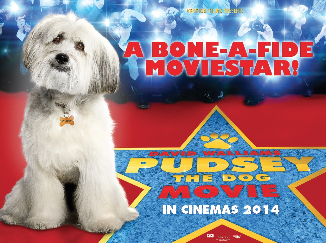 Pudsey the Dog teaser poster