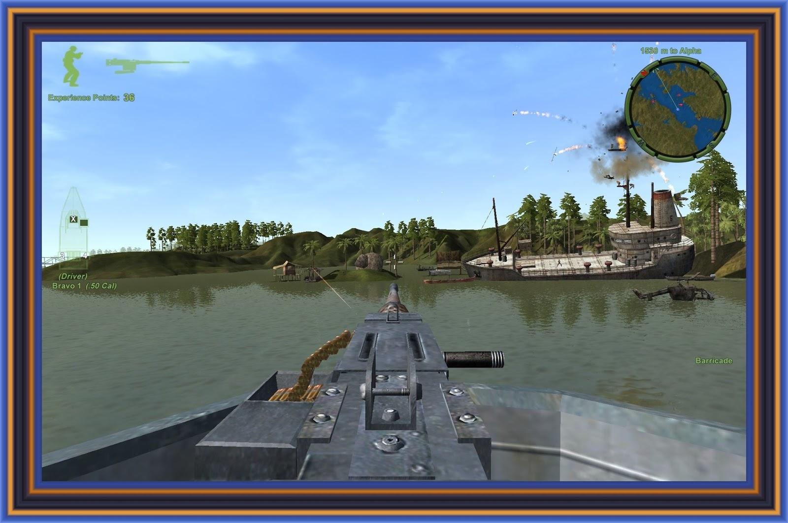 Delta Force Xtreme 2 Game Play, Screen Shot No.3