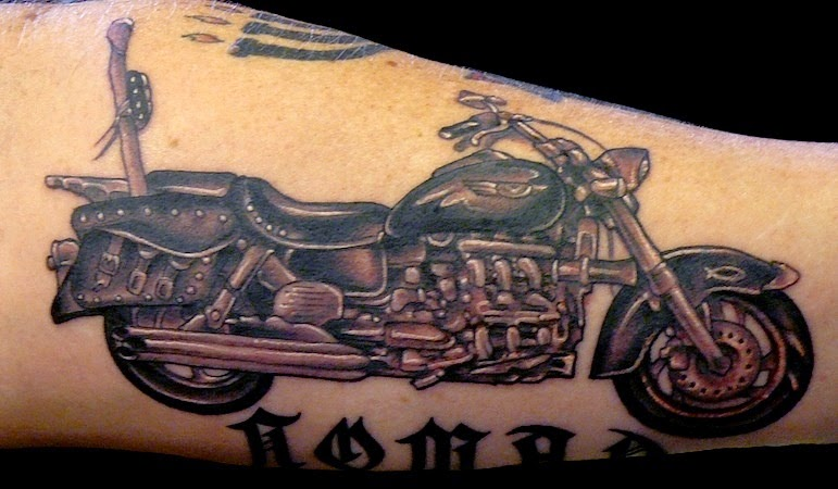 Biker design and style tattoos collection for Tattoo designs motorcycle