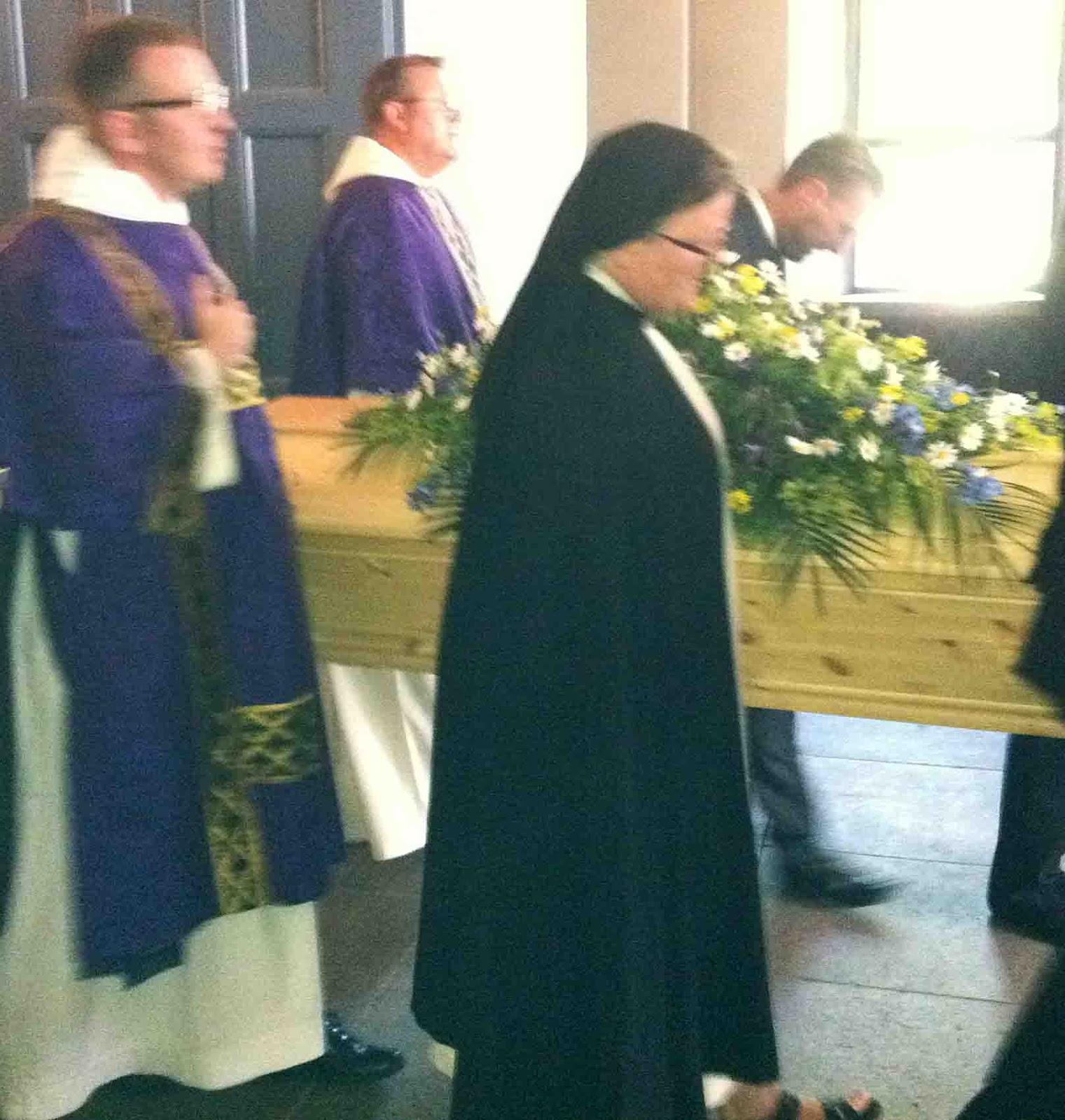 ikke kirkelig begravelse