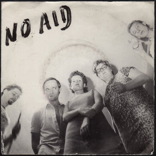No Aid - Charlie Wutz / TV 06131/701 (1980)