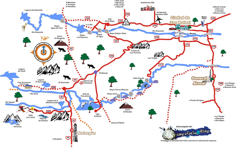 Circuito Turistico : Descubre argentina circuitos turÍsticos i