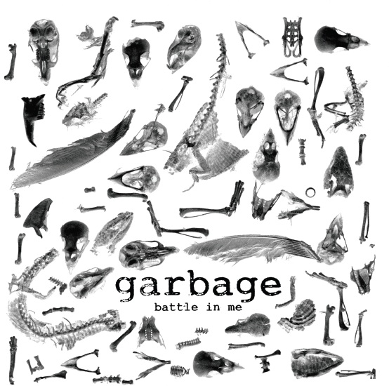 Garbage Battle In Me Vinyl