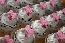 Door Gift Cupcakes