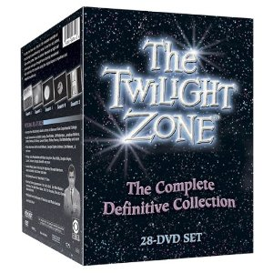 The Twilight Zone Definitive Collection