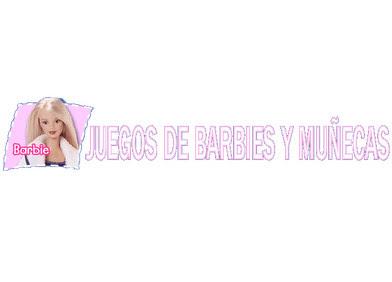 Todos los juegos de Barbies y muñecas