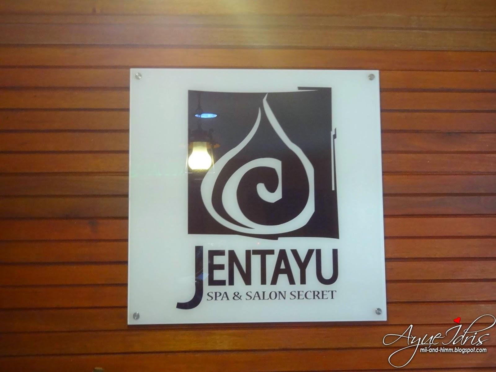 Jentayu Spa Salon Spa paling murah sekitar Ampang Kuala Lumpur