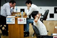 Grand Prix Khanty-Mansiysk. Jobava - Gelfand