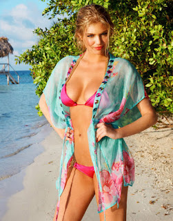 Kate Upton, Beach Bunny,Collection