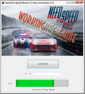 crack need for speed rivals pc no origin