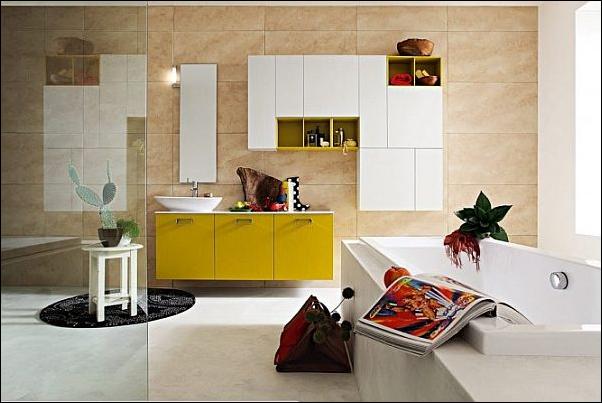 #4 Contemporary Bathroom Design Ideas