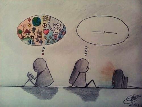 Diferentes mundos