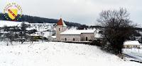 Marthemont - Village enneigé
