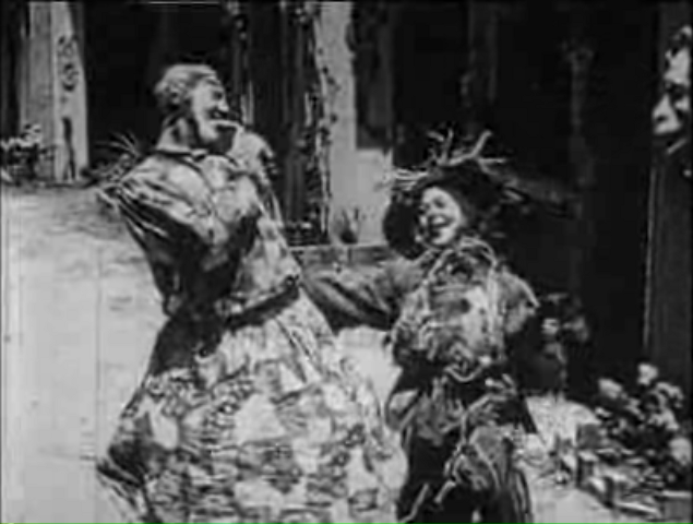 The Patchwork Girl of Oz movie scenes Well it s not the first Oz movie but it seems to be the first Oz movie that L Frank Baum himself wrote the screenplay for Also the Patchwork Girl