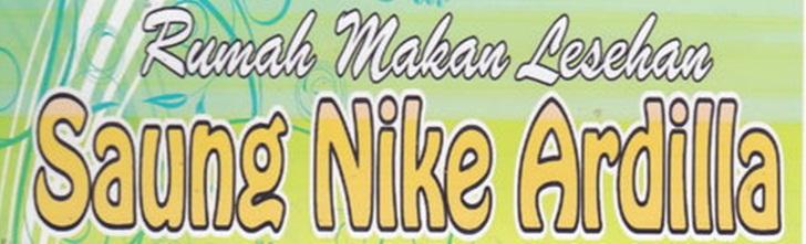 Rumah Makan Lesehan Saung Nike Ardilla