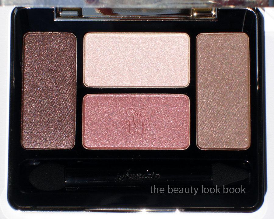 Couleur Bois De Rose : Guerlain Les Bois de Rose 04 ?crin 4 Couleurs The Beauty Lookbook