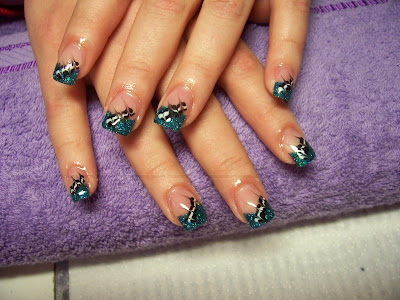 colorful fall nail art ideas  make up tips  nail art