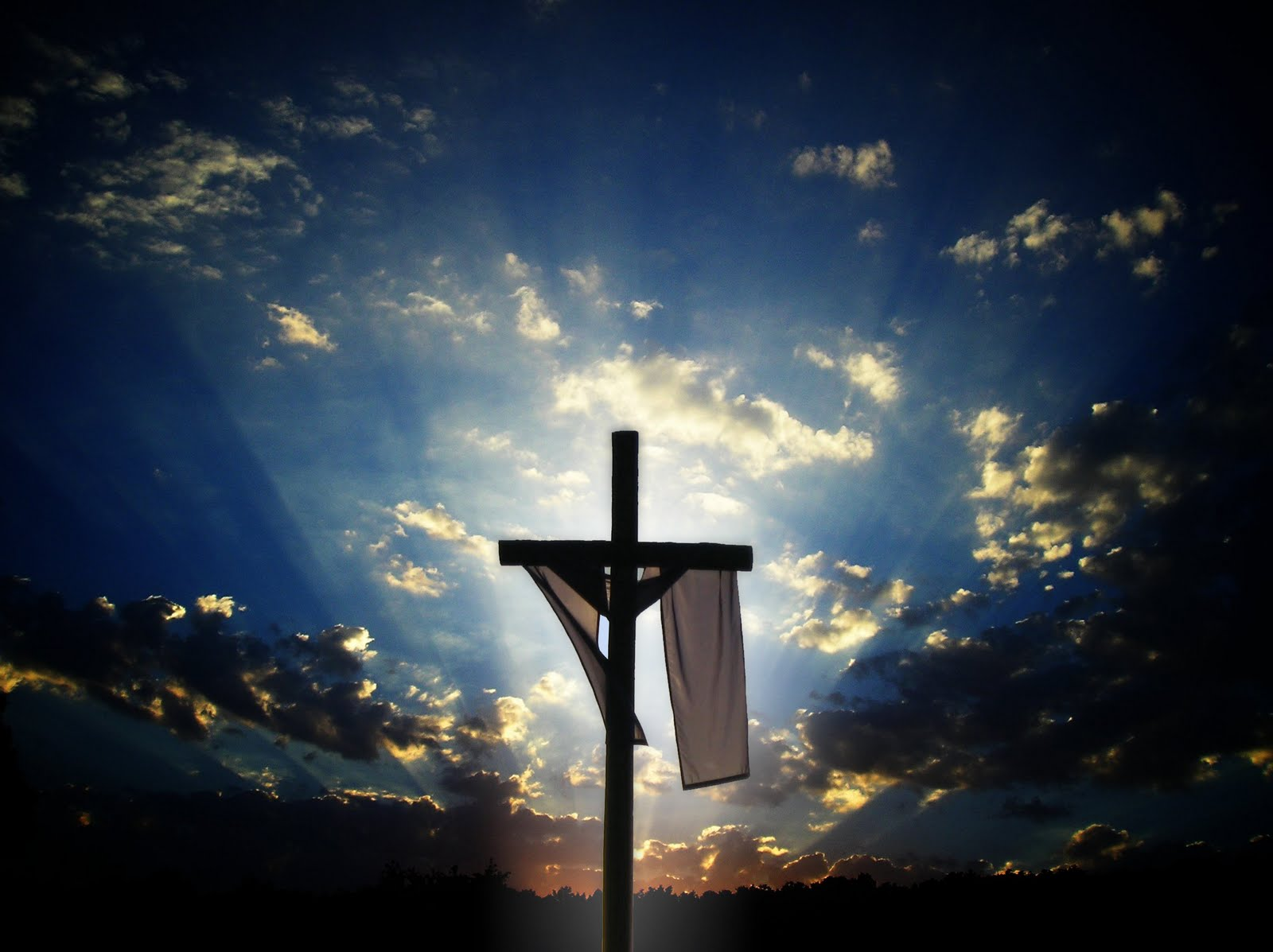 Happy Easter Cross To the joy of easter.