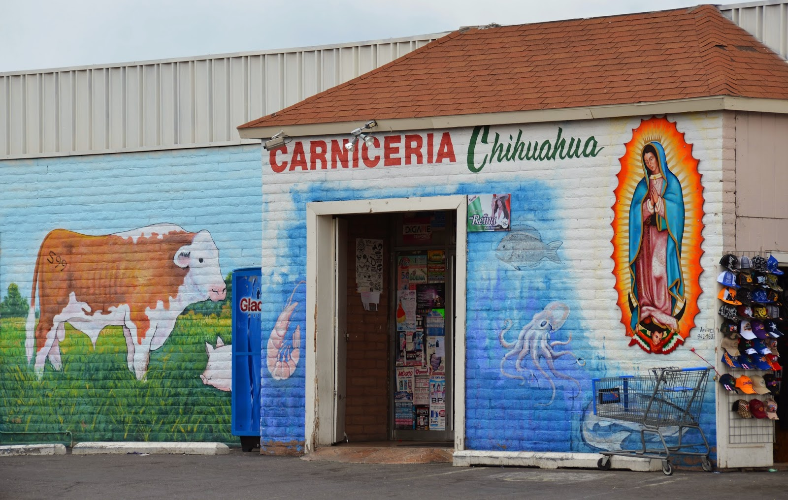 Heidi Utz, Heidi Utz Photography, Carniceria. Albuquerque photos