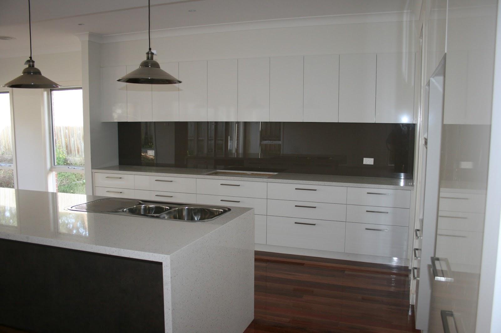 Building parkview splashback for Splashback kitchen designs